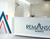 Branding - Imobiliária Remanso