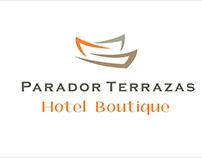 Diseño de Logotipo - Hotel Boutique Parador Terrazas