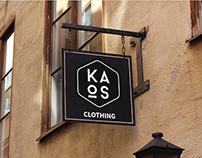 KAOS CLOTHING