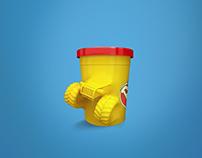 Inside Play-Doh