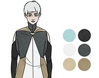 MORI's costume design