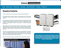 www.climaseinstalaciones.com.mx