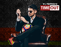 PhotoMontage Banner Ad for TimeOut Honduras