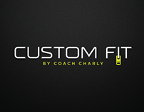 Landing Page para CustomFIT® by Coach Charly