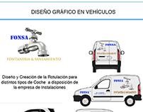 Rotulación Vehiculos