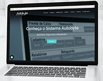 Autobyte - Website