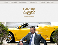 Site Emporio Alonso