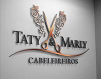 Logo Taty & Marly Beauty