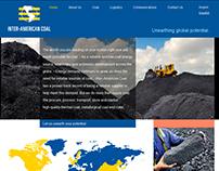 InterAmericanCoal Landing Page