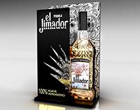 Diseño de exhibidores para marca de Tequila