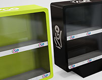 Display de balcão - i2go