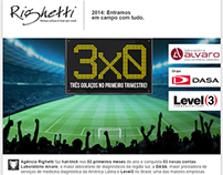 Email Marketing Agência Righetti