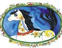 Historia de un caballo bien bonito / Aquiles Nazoa
