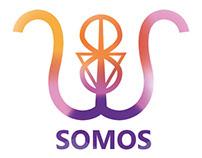 Diseño de logo para el grupo Somos