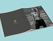 Revista VANG Diseño Editorial