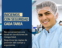 Comunicaciones internas Boston Scientific Costa Rica