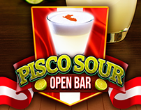 Pisco Sour Open Bar