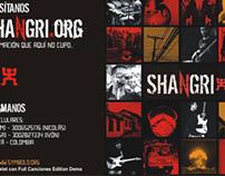 Shangri La - Rock alterlatino
