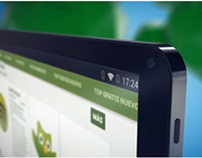 Video promoción de la tablet GADNIC.