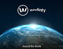 Campaña Worlinty por el mundo