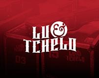 Redesign de Logo | Dupla Lu & Tchelo