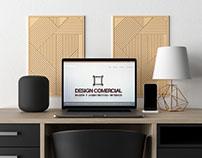 Pagina Web Design Comercial