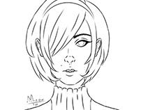 Alma - Character Design