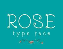ROSE | FONT