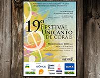 19º Festival Unicanto de Corais - Londrina/PR
