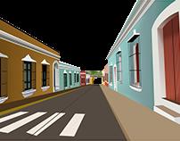 Casco histórico Ciudad Bolívar - Venezuela