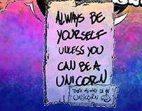 an unicorn....