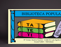 """Biblioteca """"Ta Te Ti"""""""