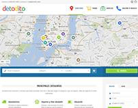 Diseño Web: Detodito Online