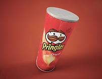 Pringles and McDonald´s promo pack