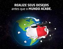 Fim do Mundo 2012 - Campanha/Campaign