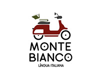 Rebranding da marca Monte Bianco