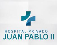 Logo Hospital Juan Pablo II