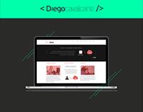 Web site projeto VirtualBook.