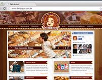 WEB DESIGN DELI DA JUJU