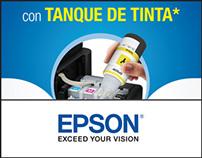 EPSON PERÚ - Publicidad Exterior