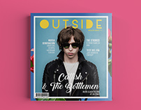 Interactive magazine | Outside