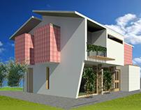 San Jose Townhouses Design: Arq. Cristian Castro