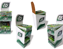 Display Pack tic Tac