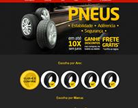 Pneus - Hotsite - Supermuffato.com