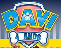 Edição de Logo com nome.
