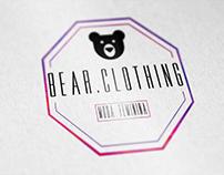 Bear Clothing - Logotipo/Identidade Visual