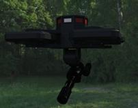 Drone defensivo aereo