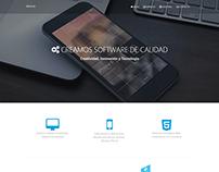 One Page Binalia Software