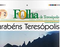 Jornal A Folha de Teresópolis