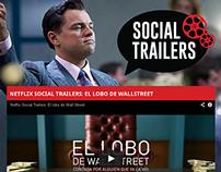 Netflix - Social Trailers
